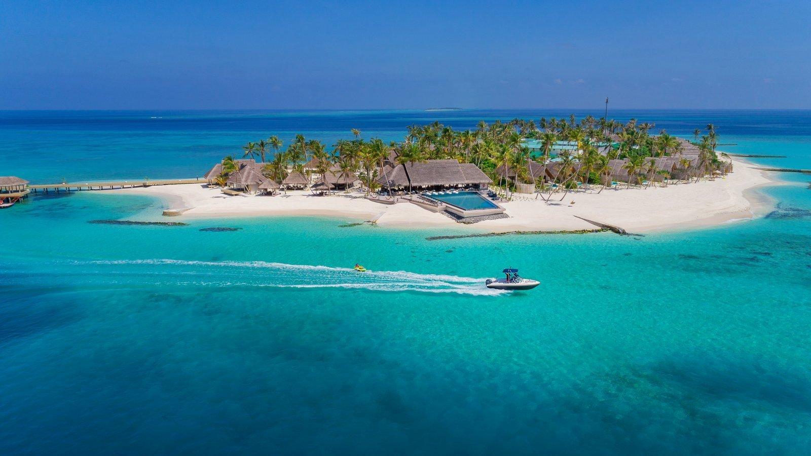 Мальдивы, отель Fushifaru Maldives
