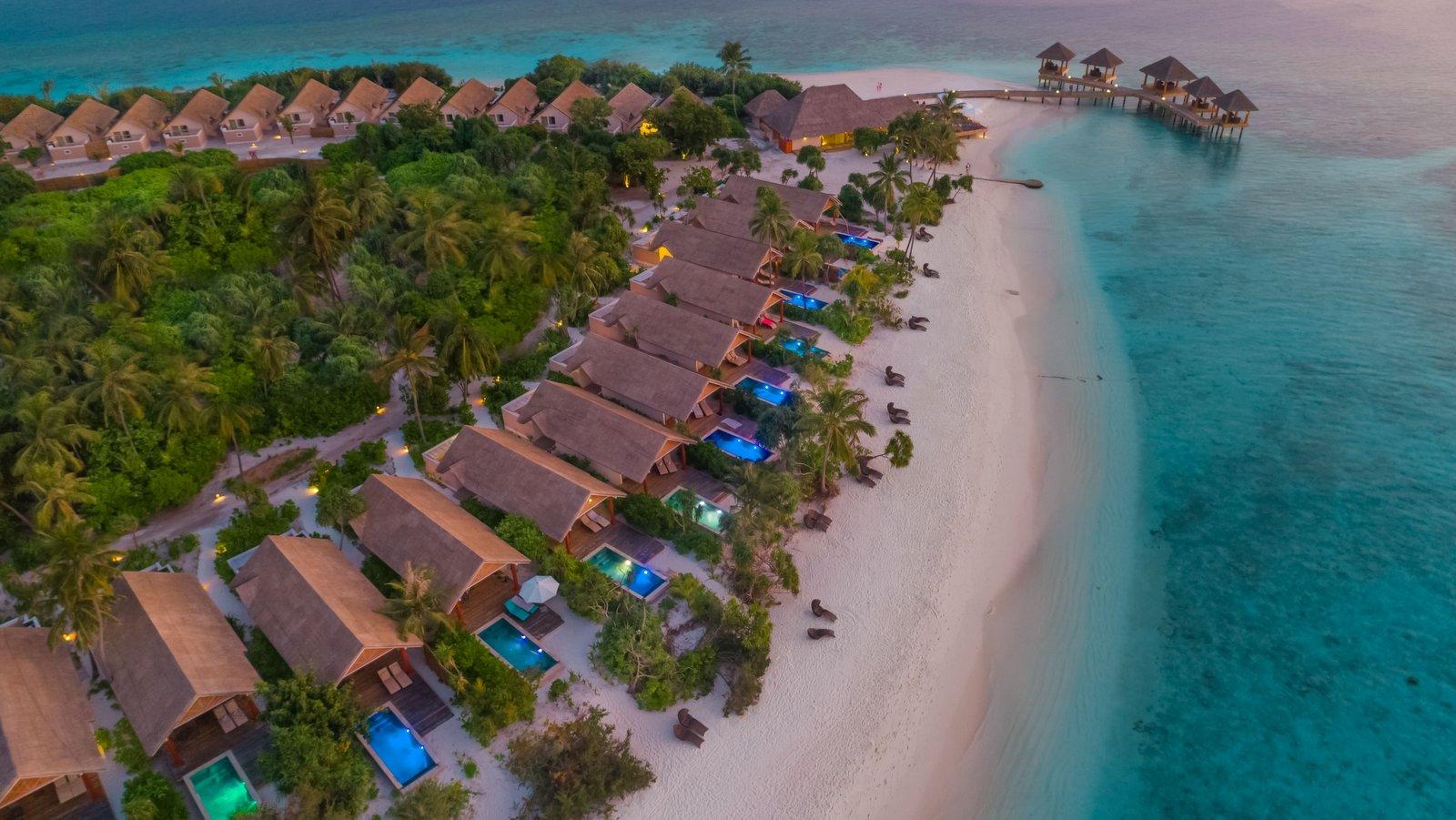 Мальдивы, отель Kudafushi Resort