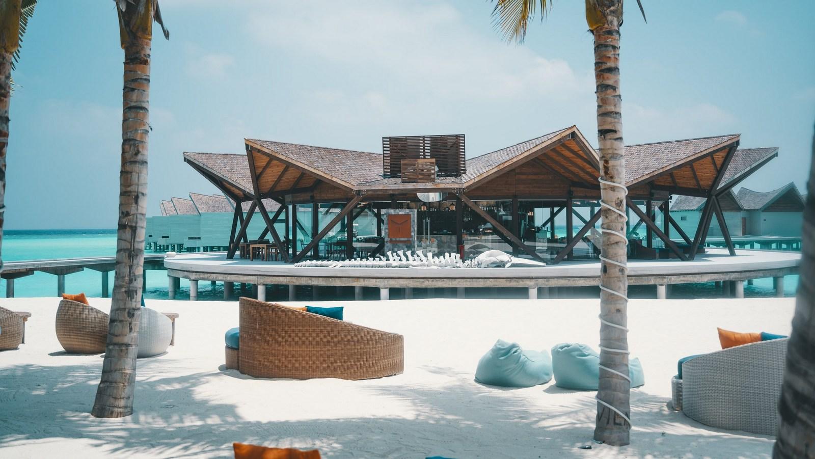 Мальдивы, отель Movenpick Resort Kuredhivaru Maldives, ресторан Bodumas