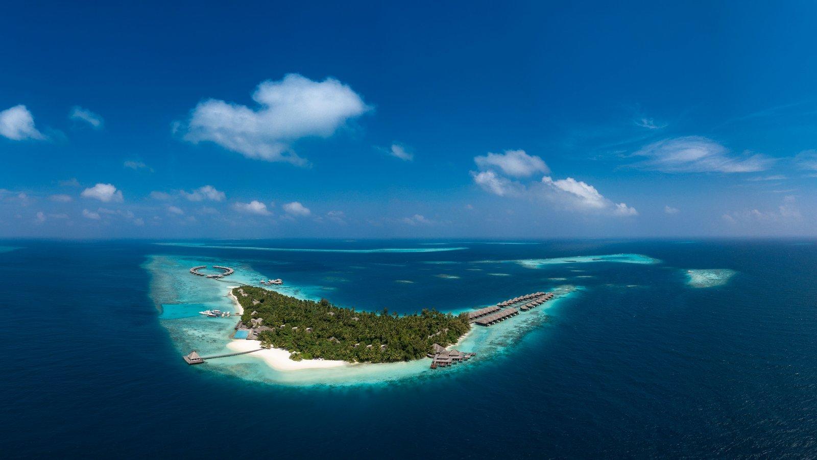 Мальдивы, отель Coco Palm Bodu Hithi