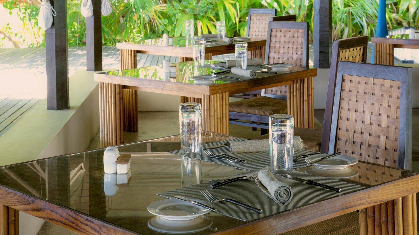 Мальдивы, отель Coco Palm Bodu Hithi, ресторан AIR