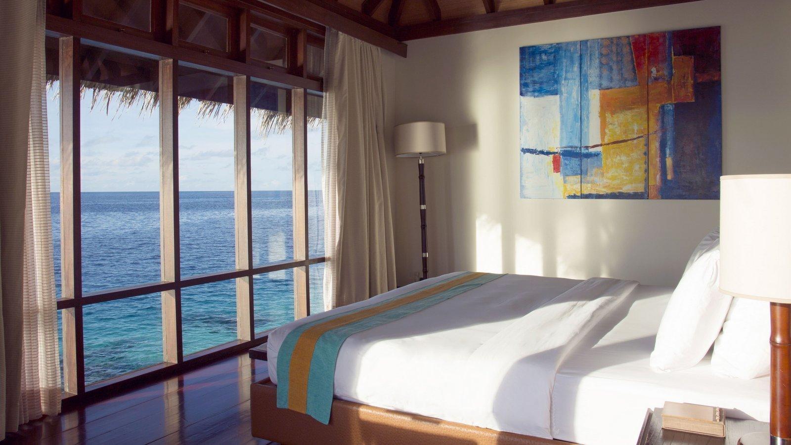 Мальдивы, отель Coco Palm Bodu Hithi, номер Escape Water Villa with Pool
