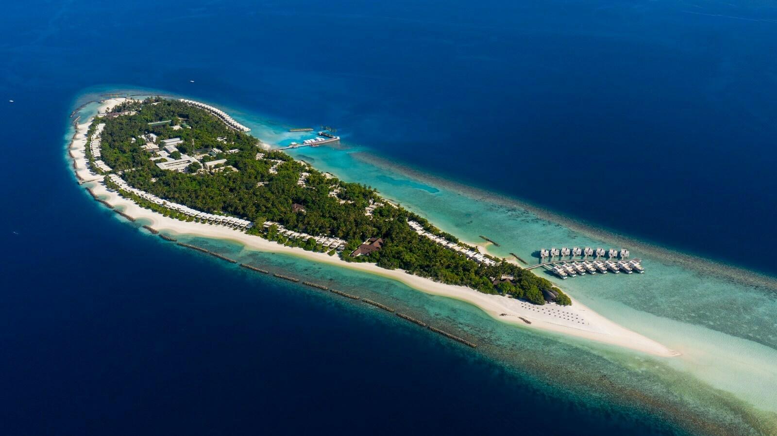 Мальдивы, отель Dhigali Maldives