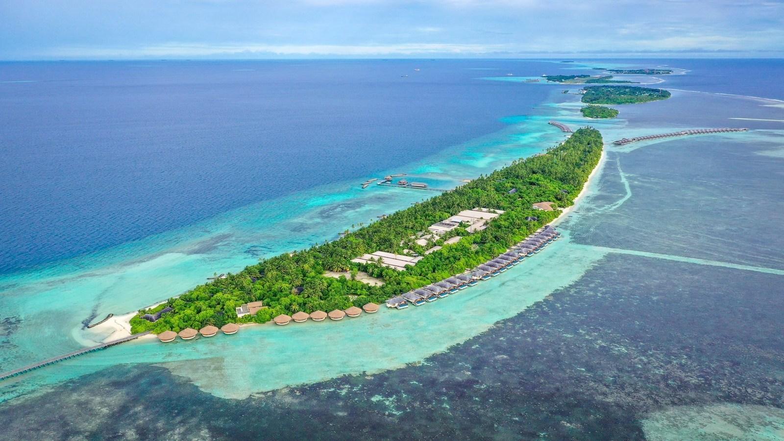 Мальдивы, отель The Residence Maldives at Dhigurah