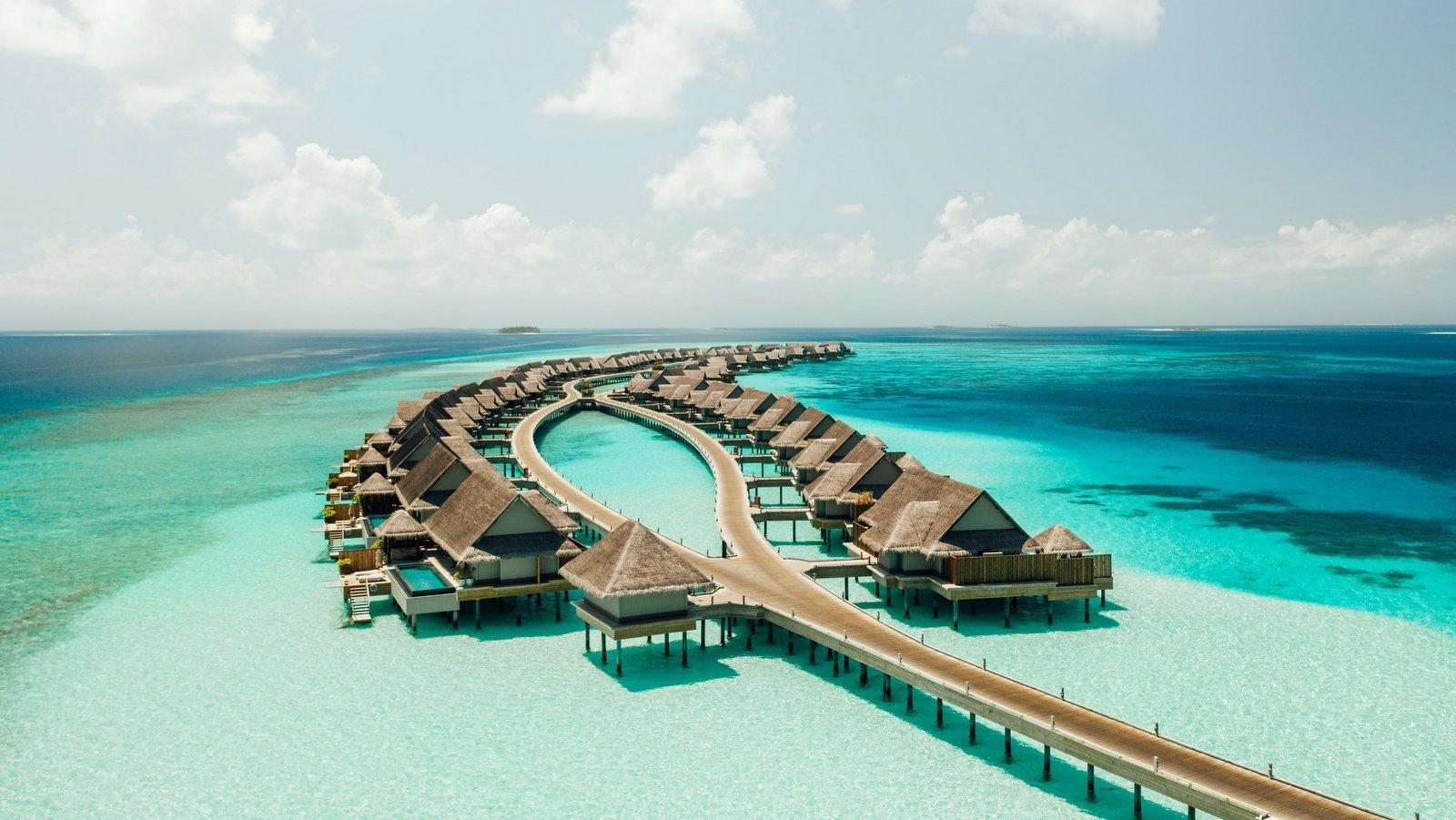Мальдивы, отель Joali Maldives