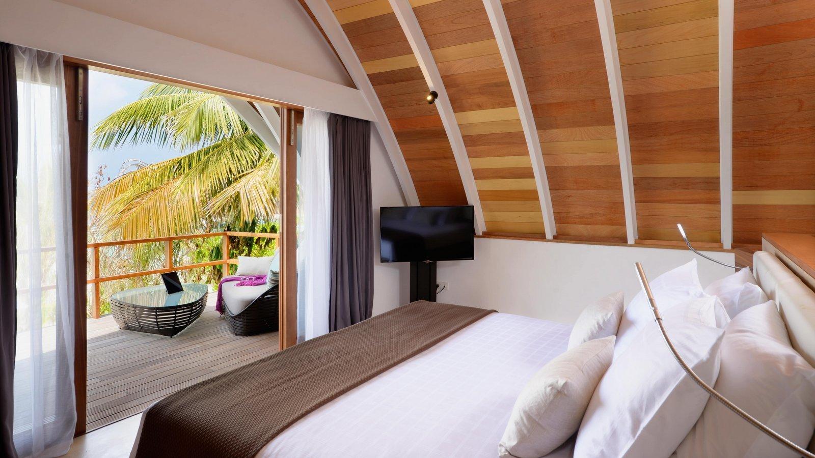 Мальдивы, отель Kandolhu Maldives, номер Duplex Pool Villa