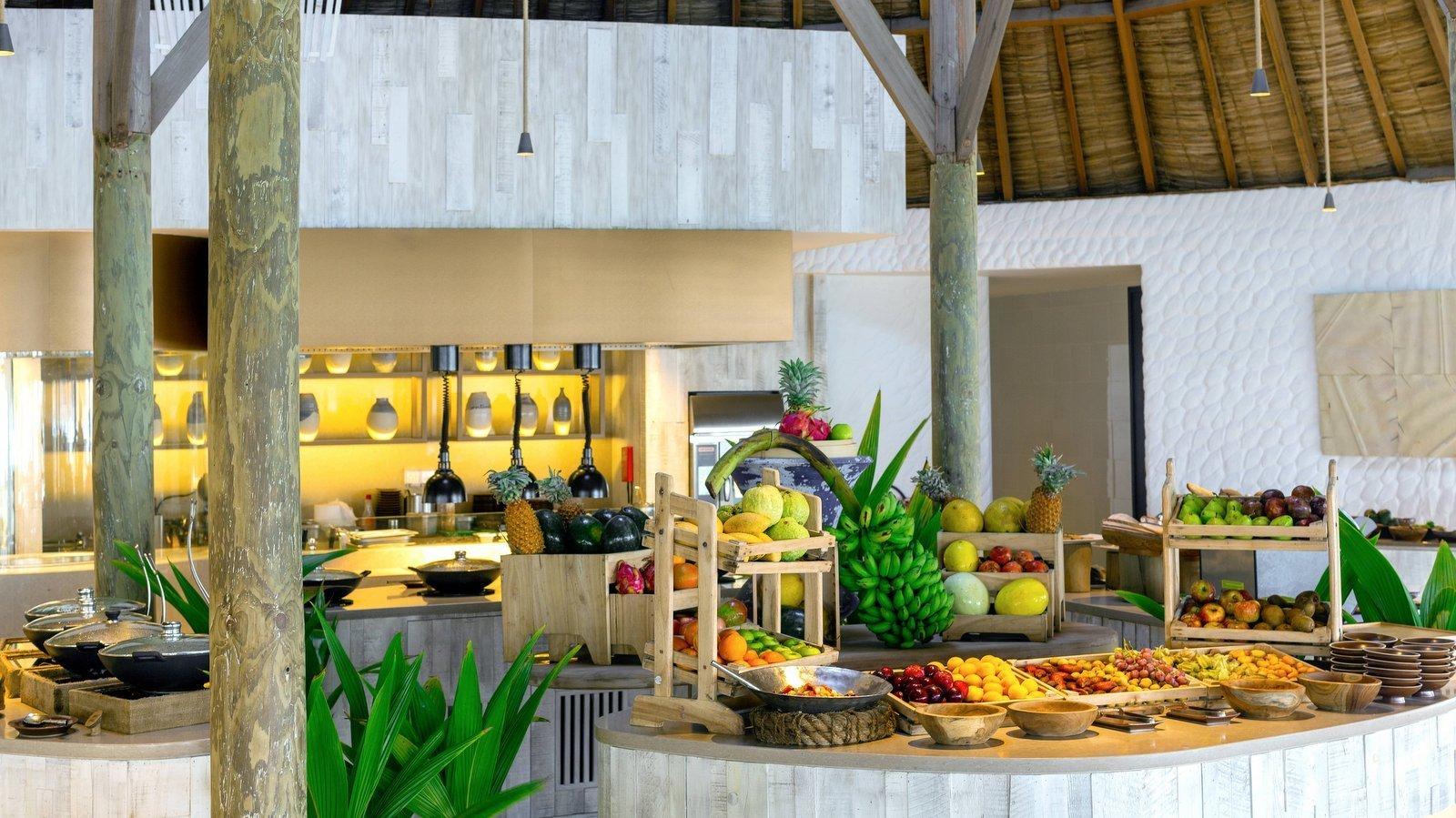 Мальдивы, отель Gili Lankanfushi Maldives, ресторан