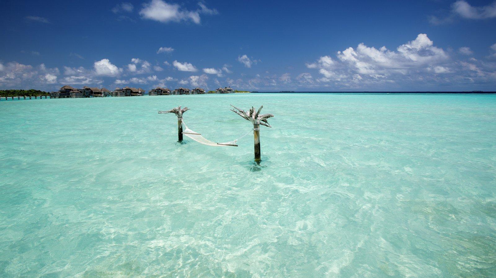 Мальдивы, отель Gili Lankanfushi Maldives