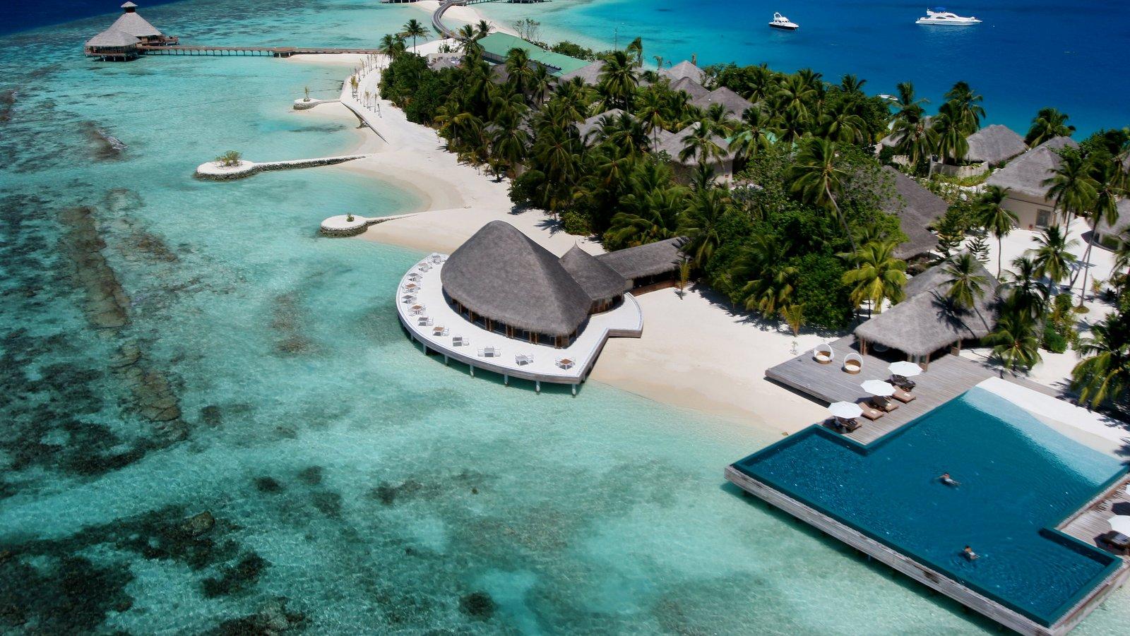 Мальдивы, отель Huvafen Fushi Maldives