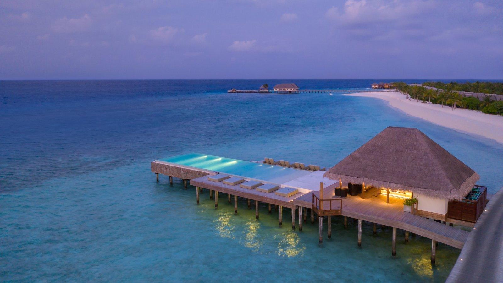 Мальдивы, отель Heritance Aarah