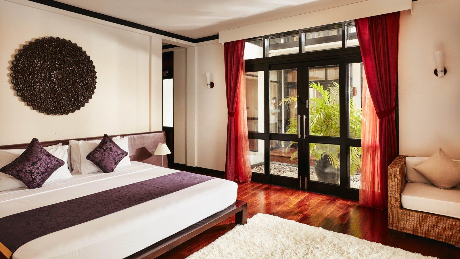 Мальдивы, отель Sun Siyam Iru Fushi, номер Celebrity Retreat