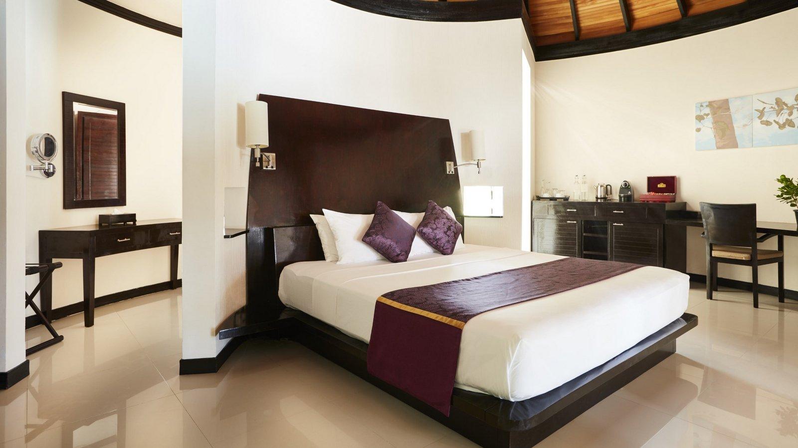 Мальдивы, отель Sun Siyam Iru Fushi, номер Family Deluxe Beach Villa