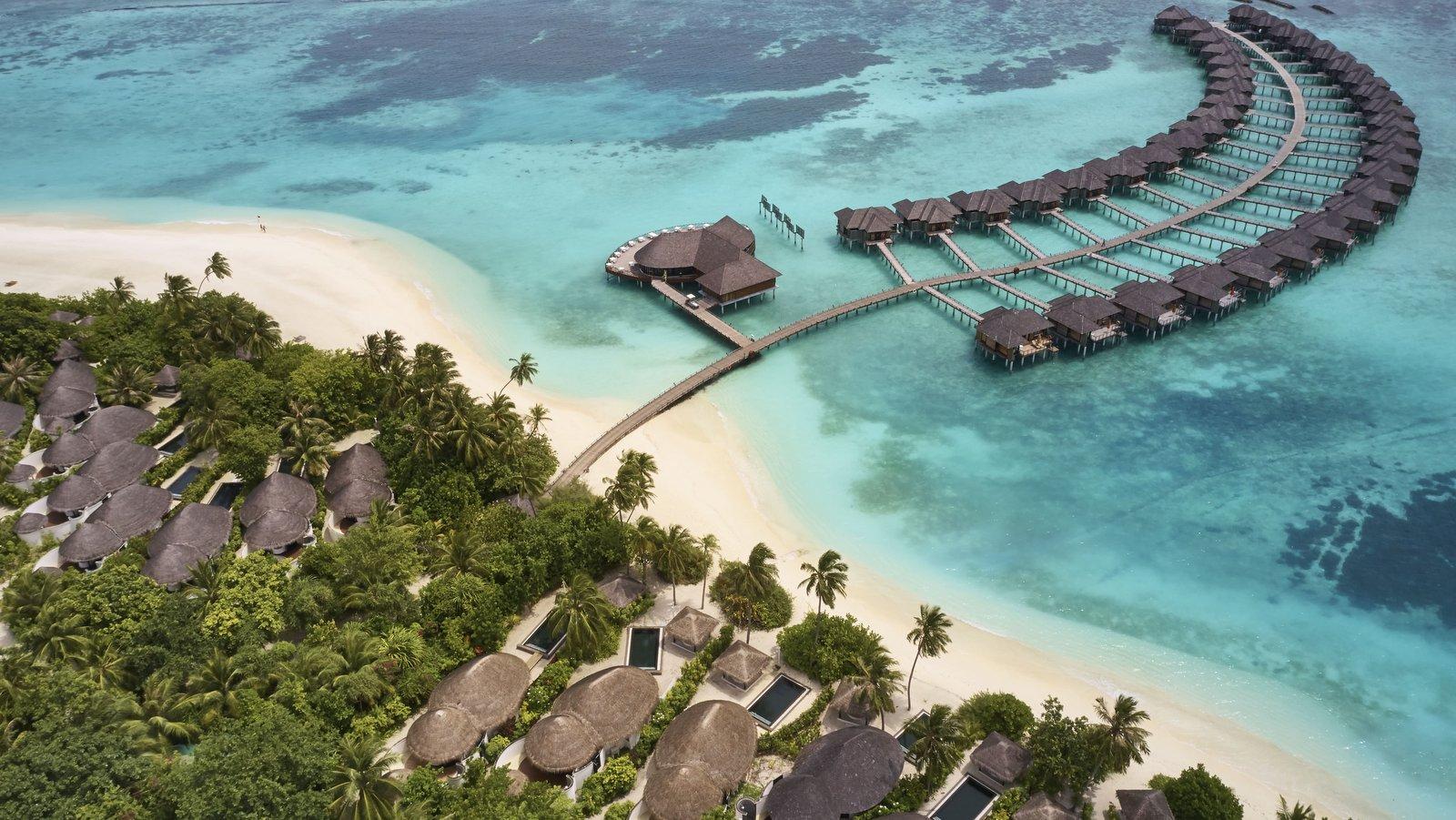 Мальдивы, отель Sun Siyam Iru Fushi