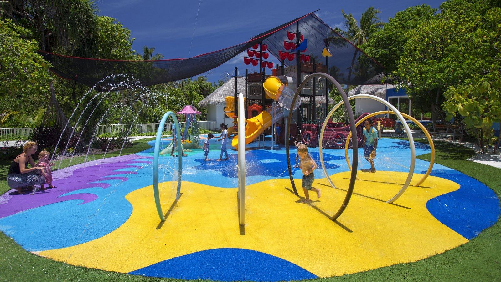 Мальдивы, отель Kandima Maldives, детский клуб