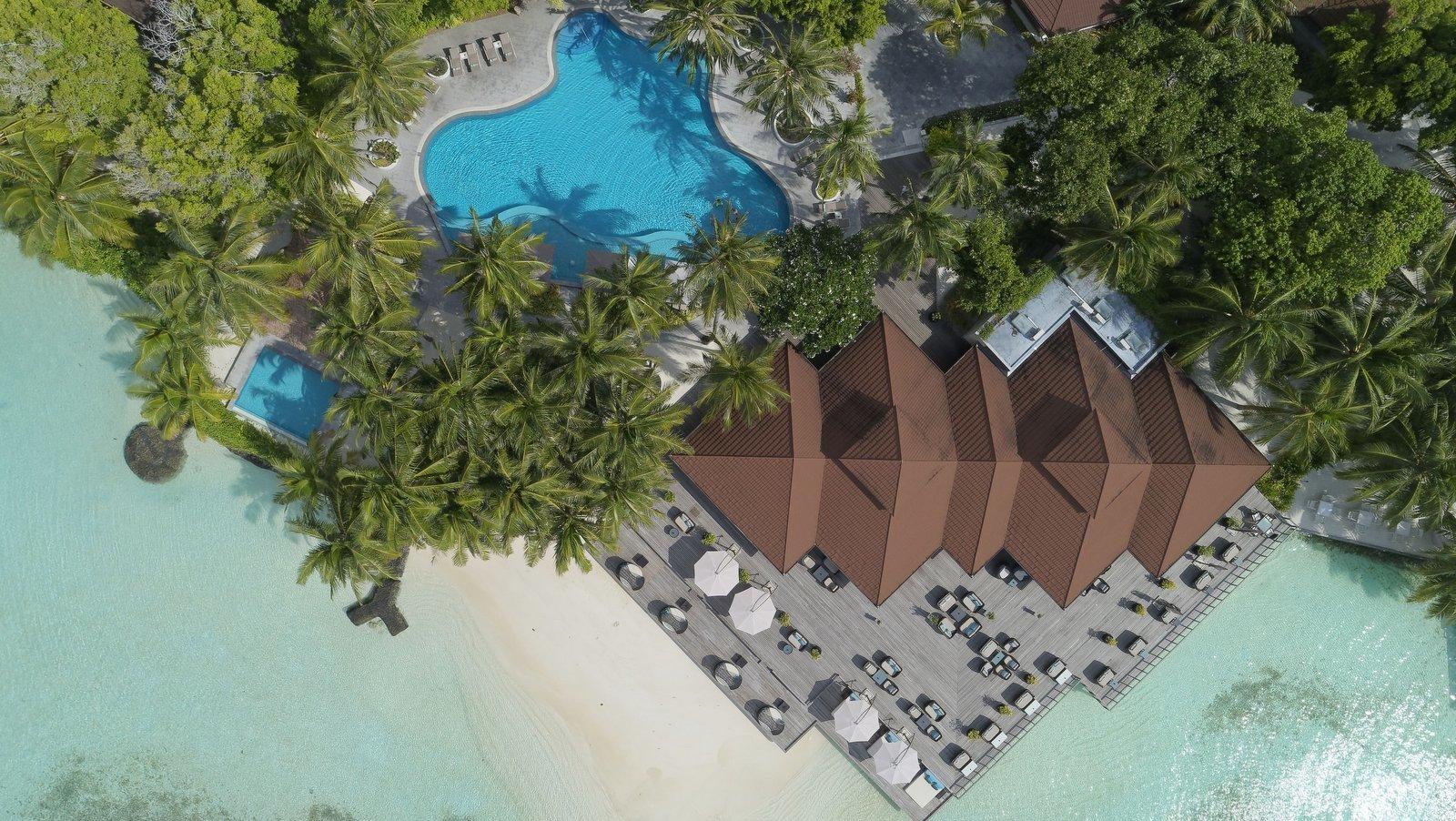 Мальдивы, отель Kurumba Maldives, Kandu Bar