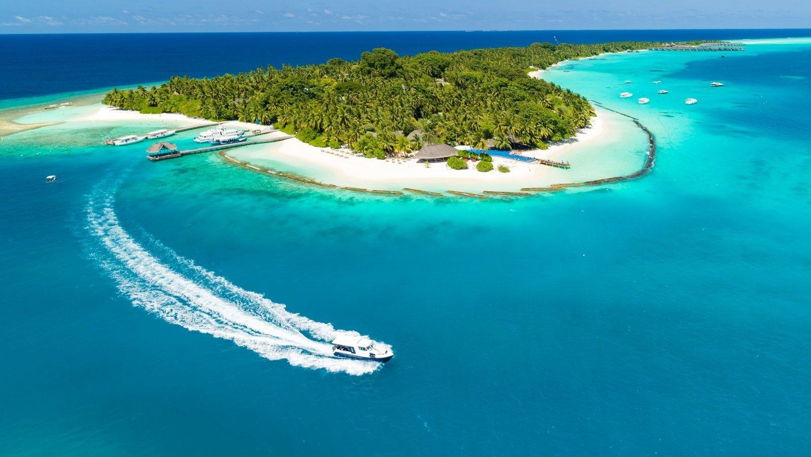 Мальдивы, отель Kuramathi Maldives