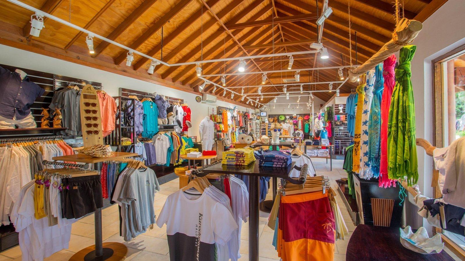 Мальдивы, отель Kuredu Island Resort, магазин