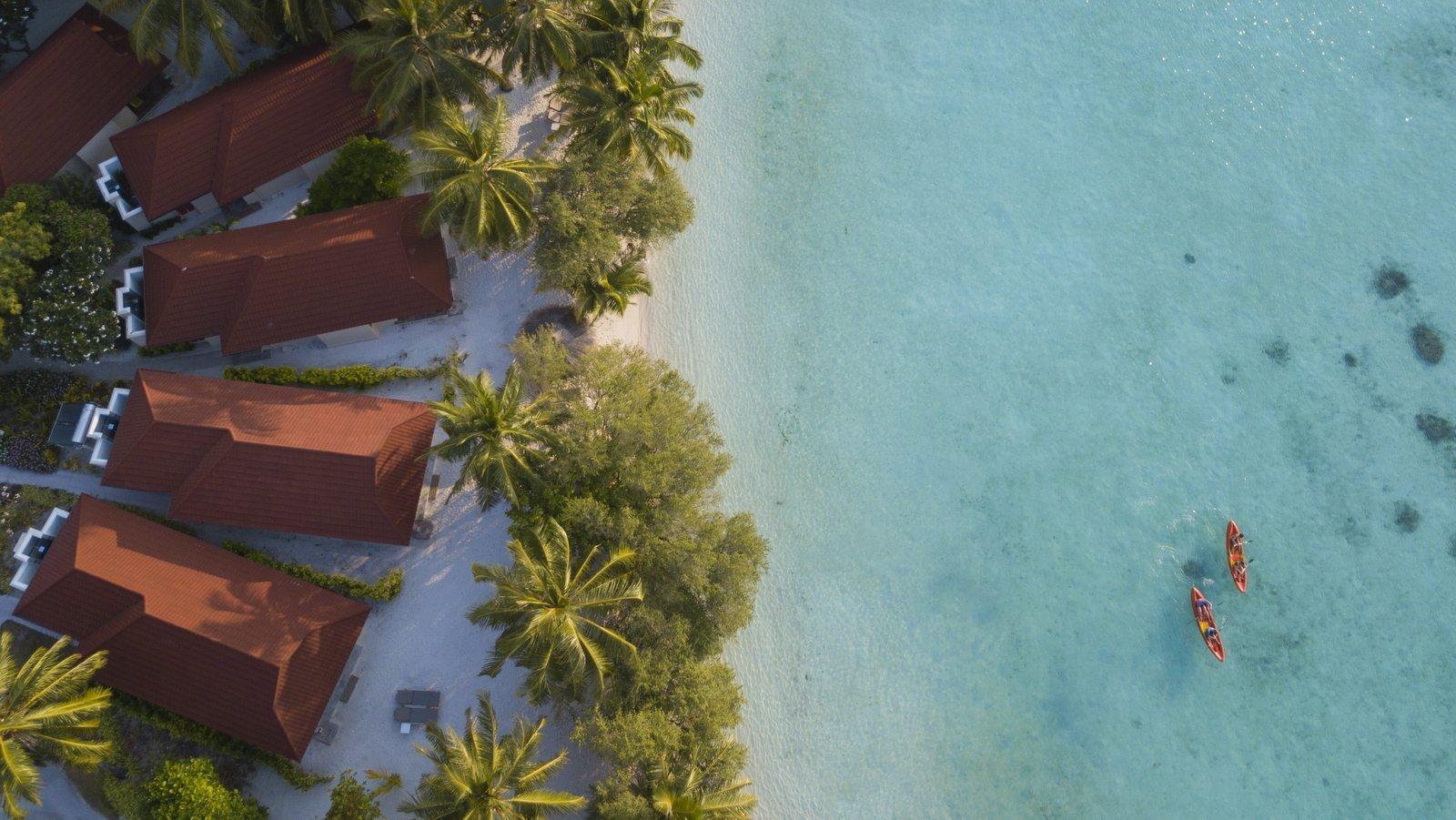 Мальдивы, отель Kurumba Maldives