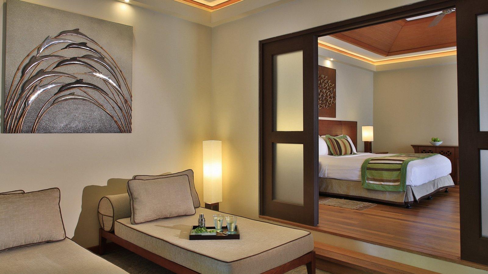 Мальдивы, отель Kurumba Maldives, номер Garden Pool Villa