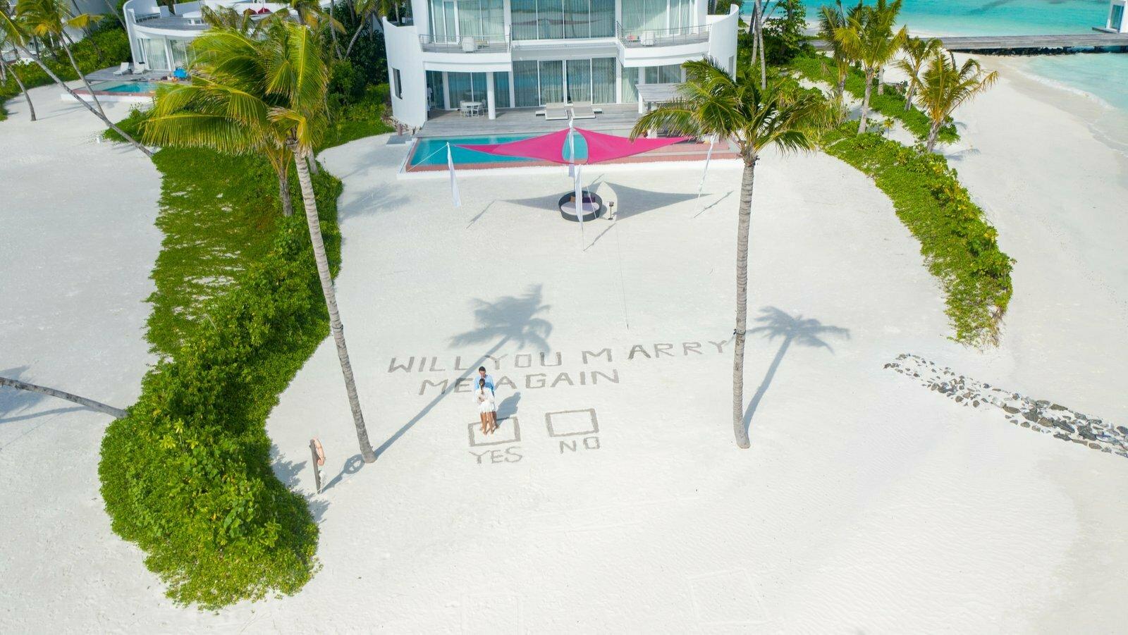 Мальдивы, отель LUX North Male Atoll