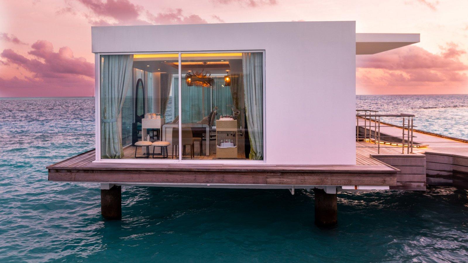 Мальдивы, отель LUX North Male Atoll, спа