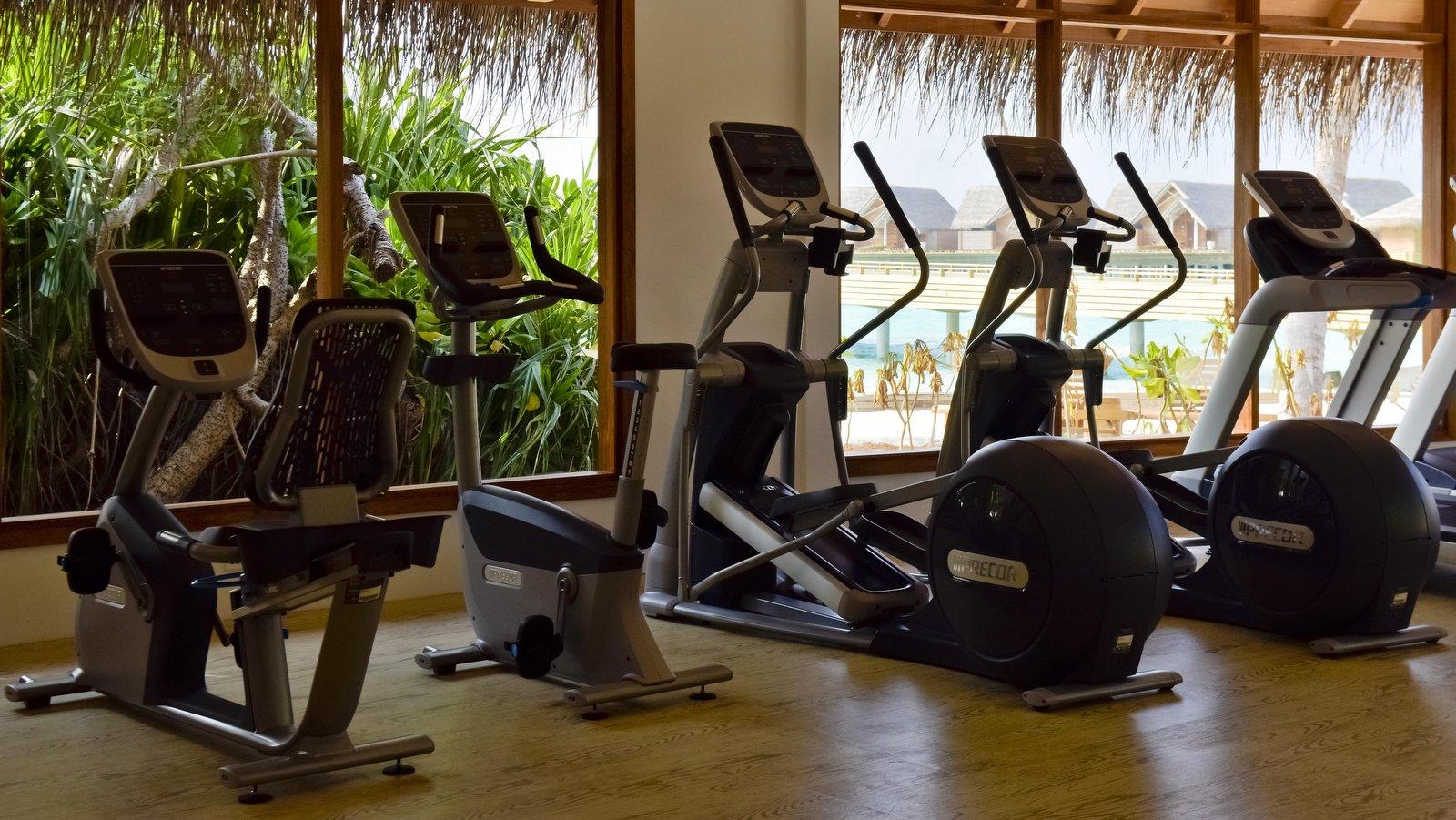 Мальдивы, отель Milaidhoo Island Maldives, фитнес центр