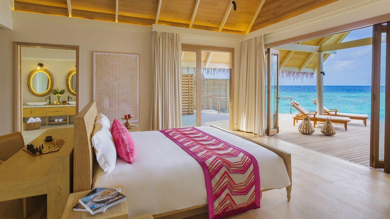 Мальдивы, отель Milaidhoo Island Maldives, номер Water Pool Villa