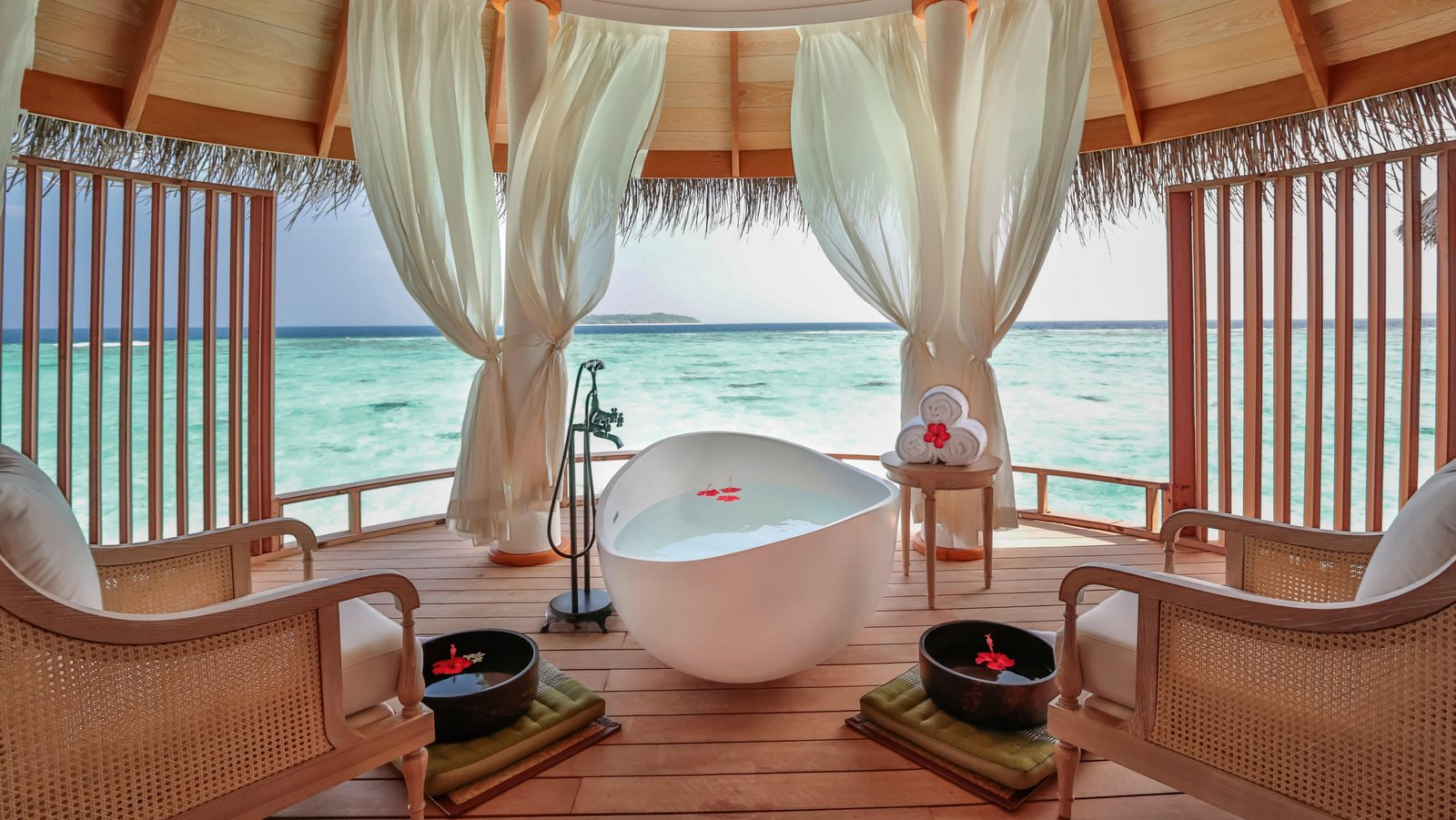 Мальдивы, отель Milaidhoo Island Maldives, спа