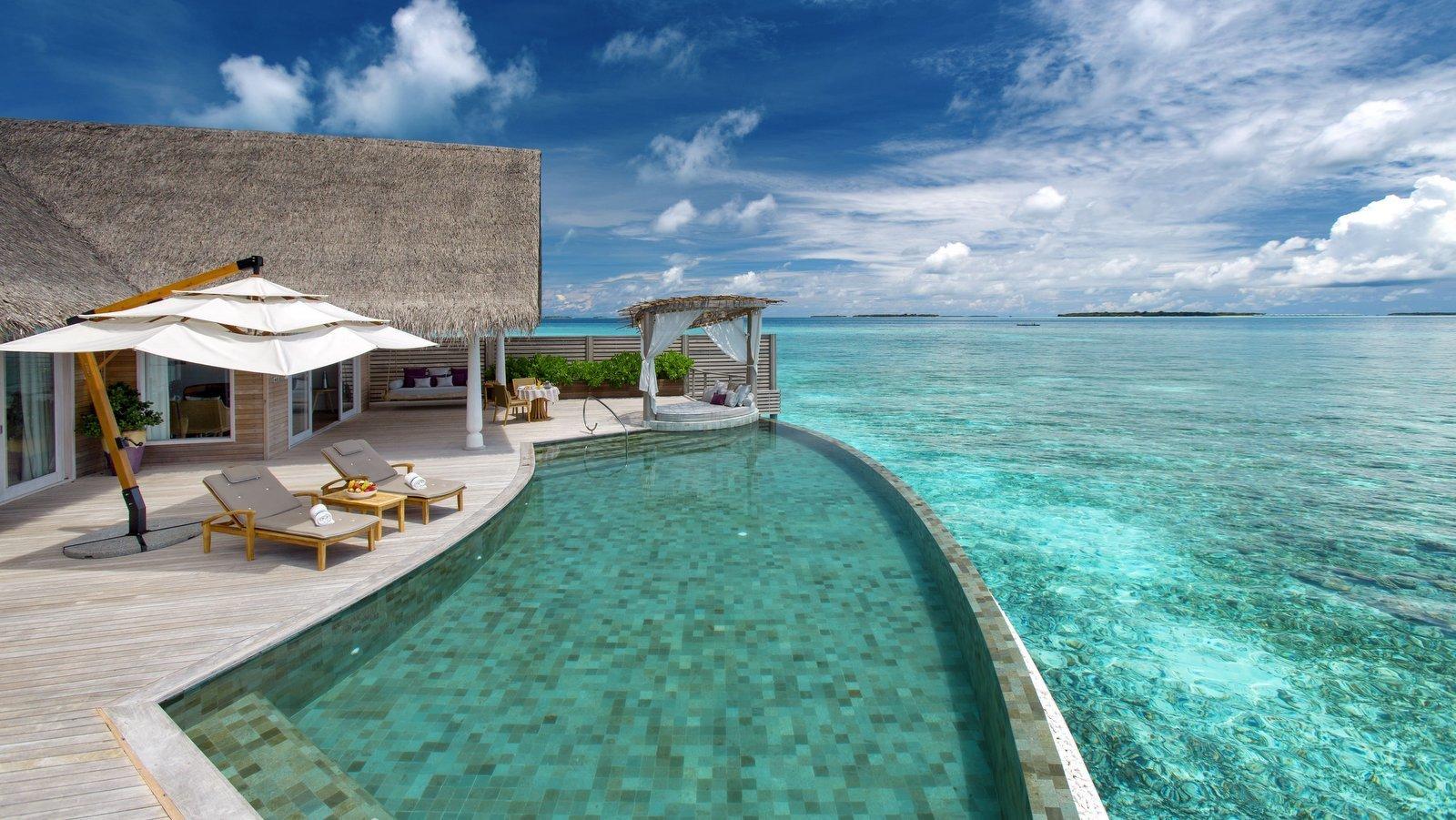 Мальдивы, отель Milaidhoo Island Maldives, номер Ocean Residence