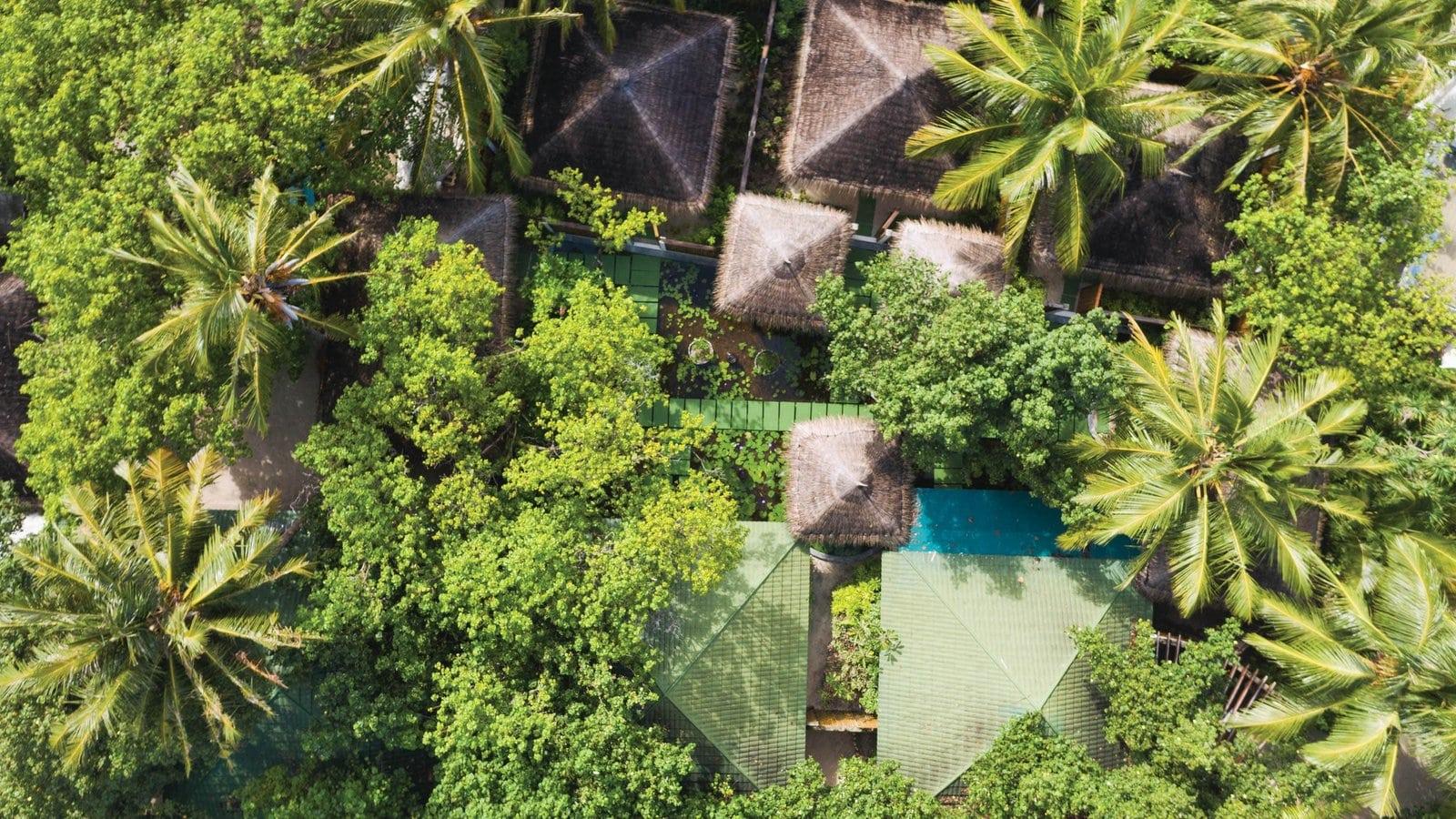 Мальдивы, отель OBLU by Atmosphere at Helengeli, спа
