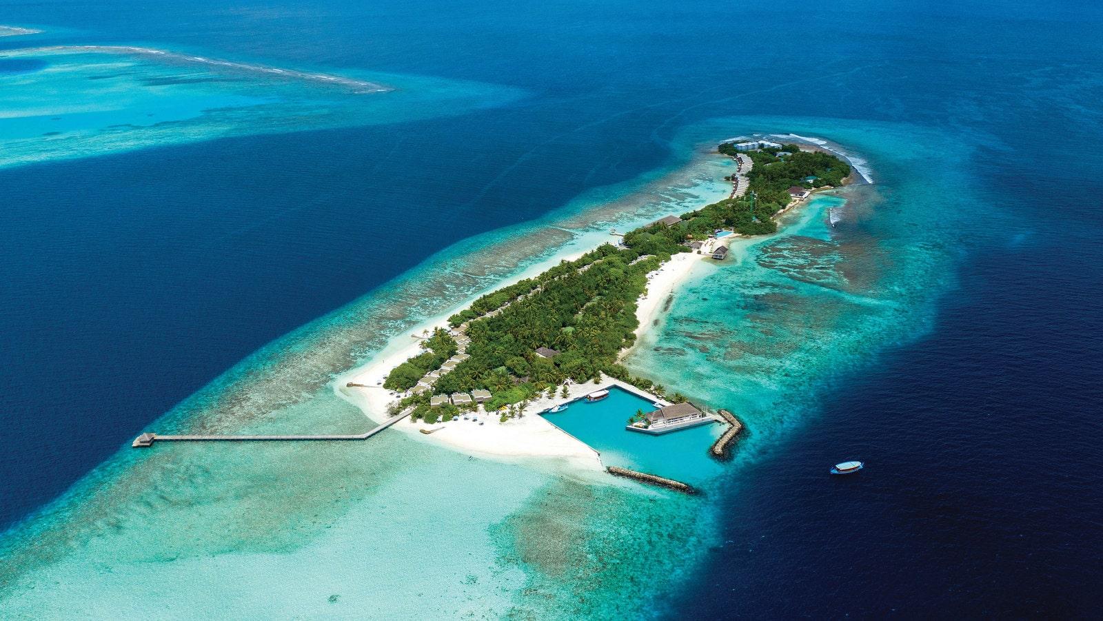 Мальдивы, отель OBLU by Atmosphere at Helengeli