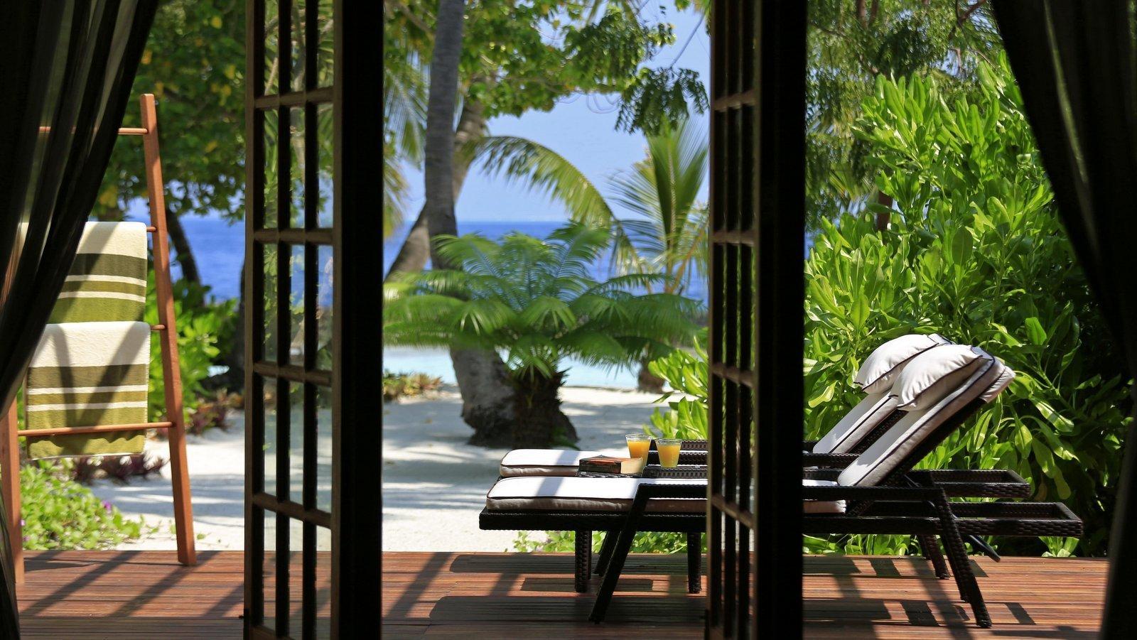 Мальдивы, отель Kurumba Maldives, номер Family Villa