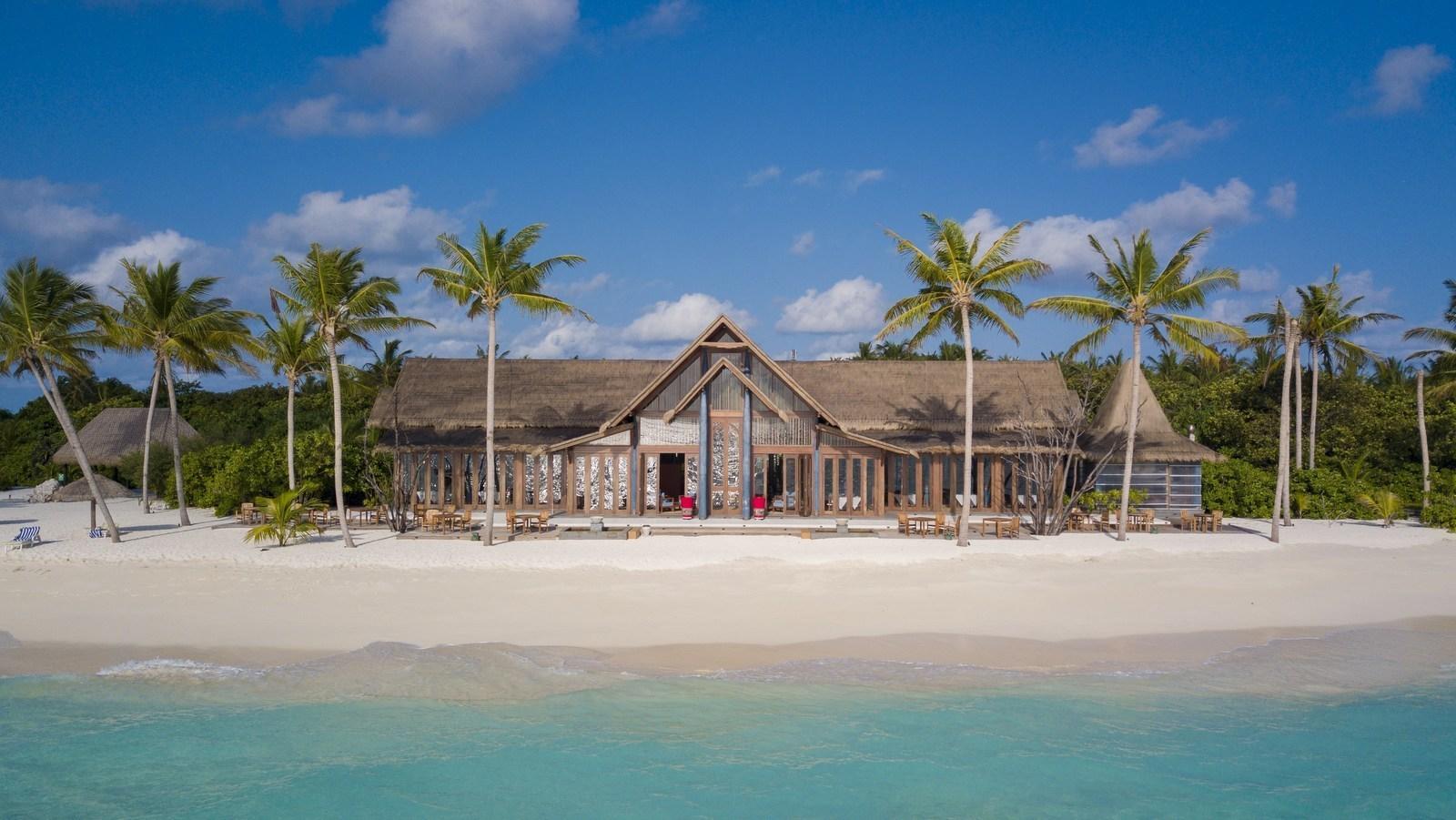 Мальдивы, отель Furaveri Island Resort, ресторан Raiyvilla