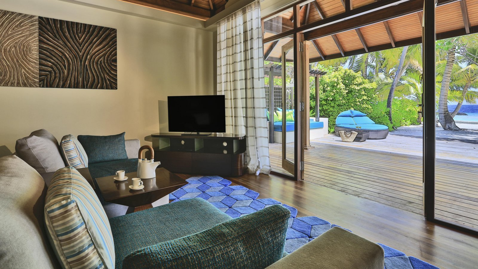 Мальдивы, отель Kurumba Maldives, номер Two Bed Room Kurumba Residence