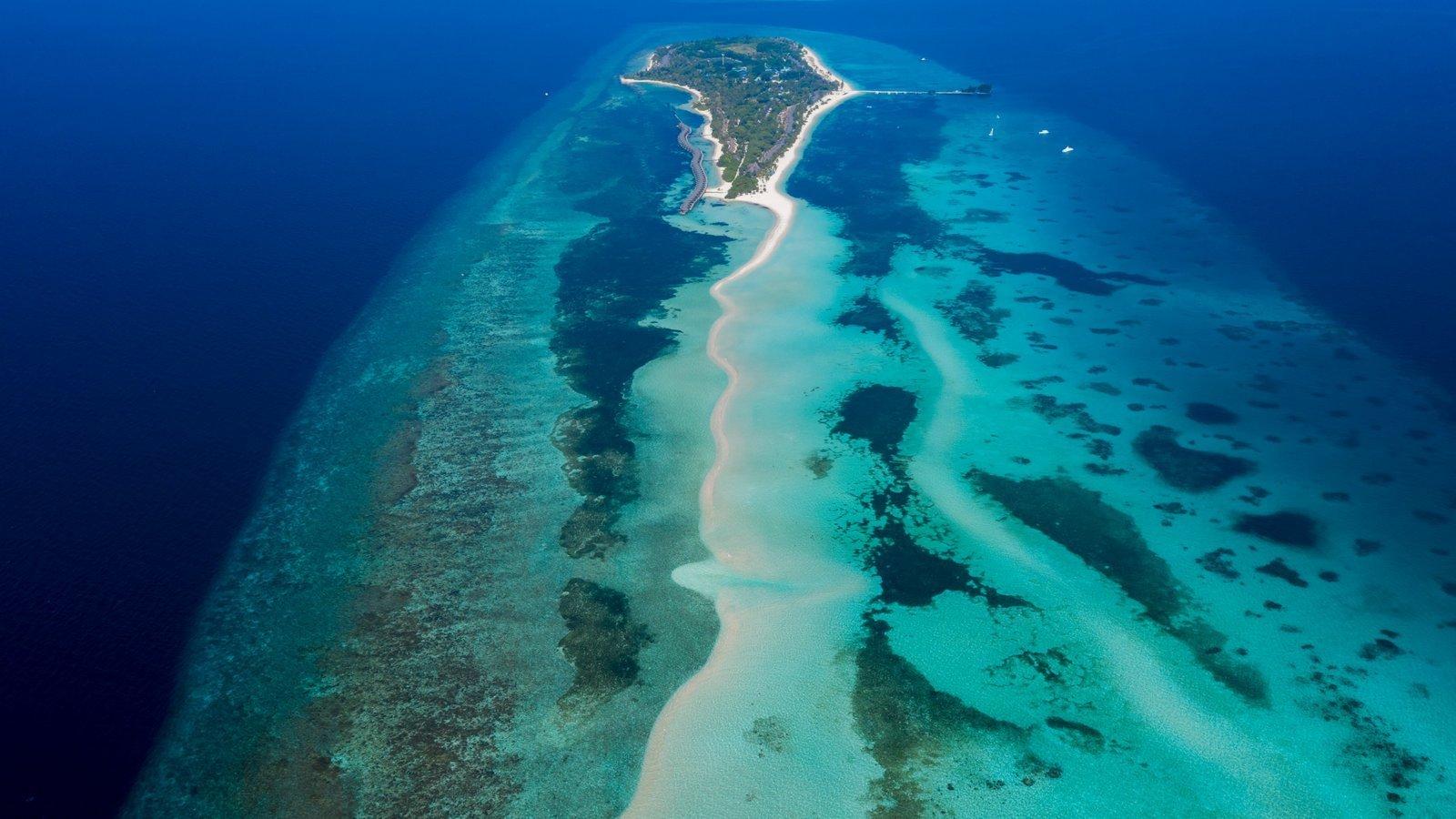 Мальдивы, отель Kuredu Island Resort