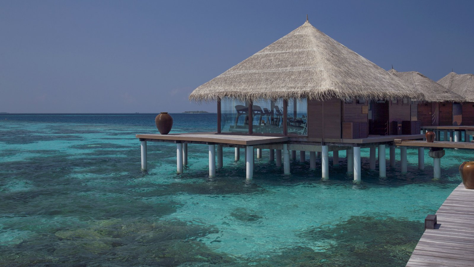 Мальдивы, отель Coco Palm Bodu Hithi, спа