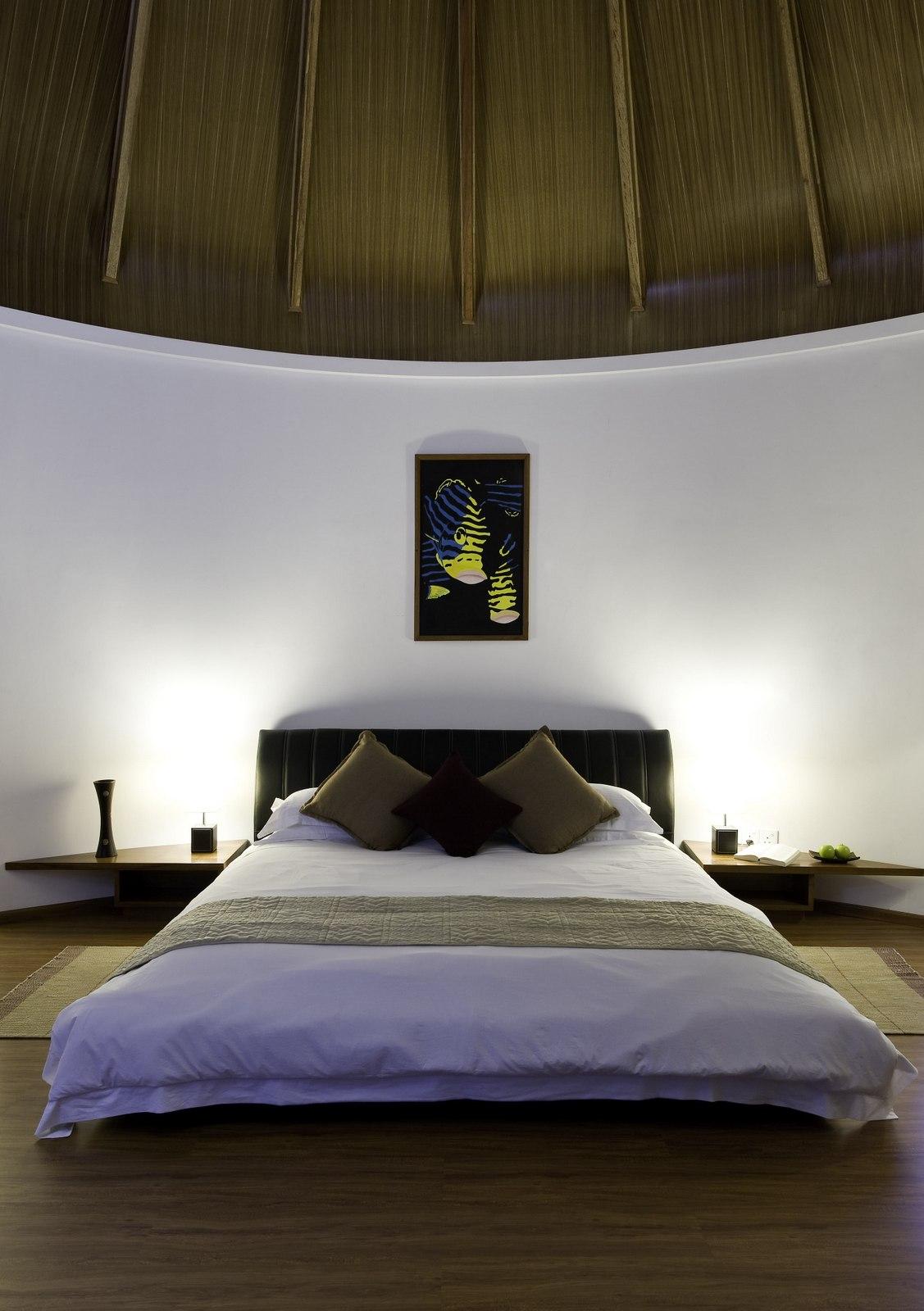 Мальдивы, отель Kuramathi Maldives, номер Superior Beach Villa