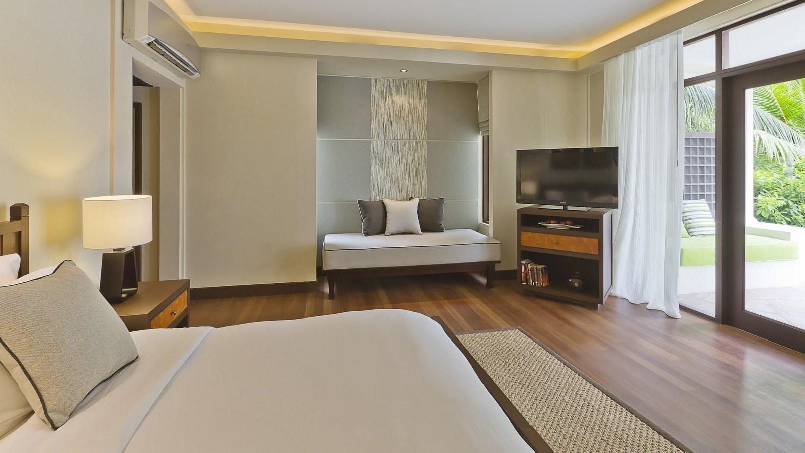 Мальдивы, отель Kurumba Maldives, номер Superior Room