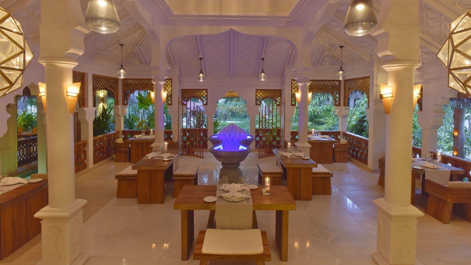 Мальдивы, отель Kuramathi Maldives, Tandoor Mahal
