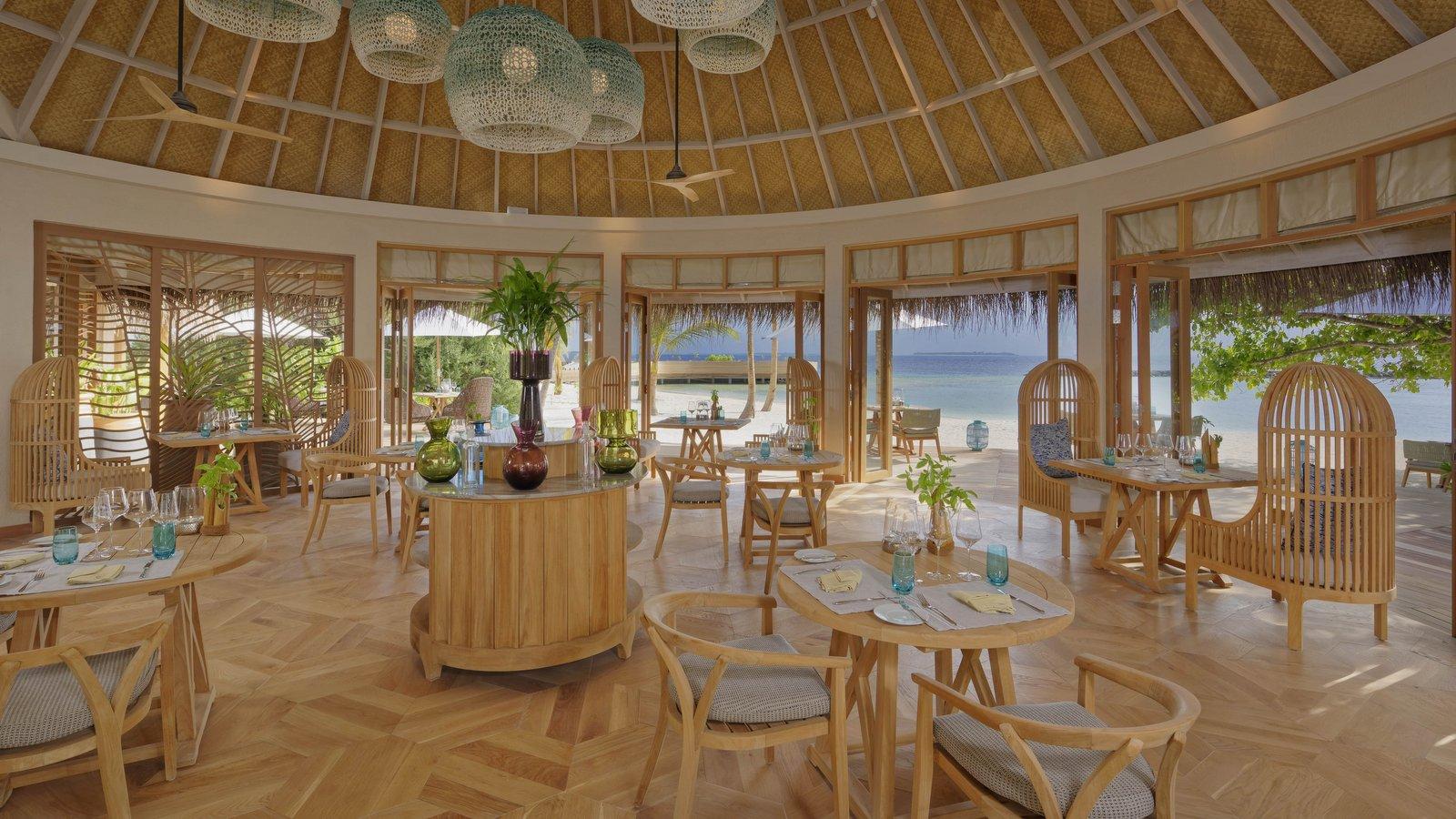 Мальдивы, отель The Nautilus Maldives, ресторан Thyme