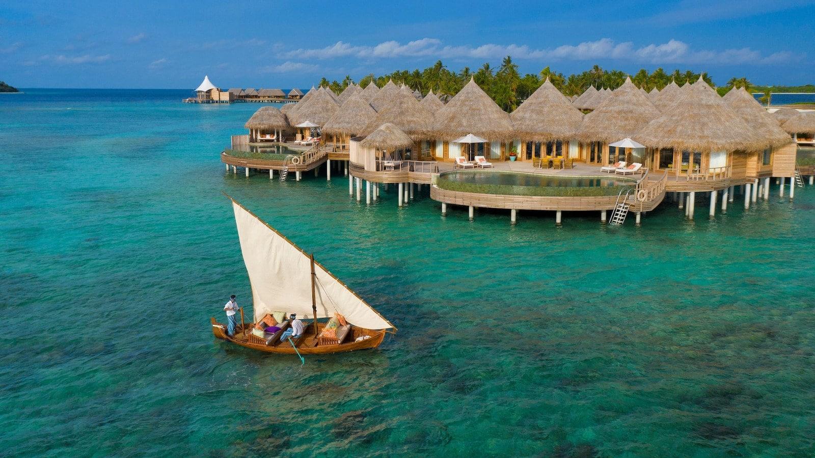 Мальдивы, отель The Nautilus Maldives