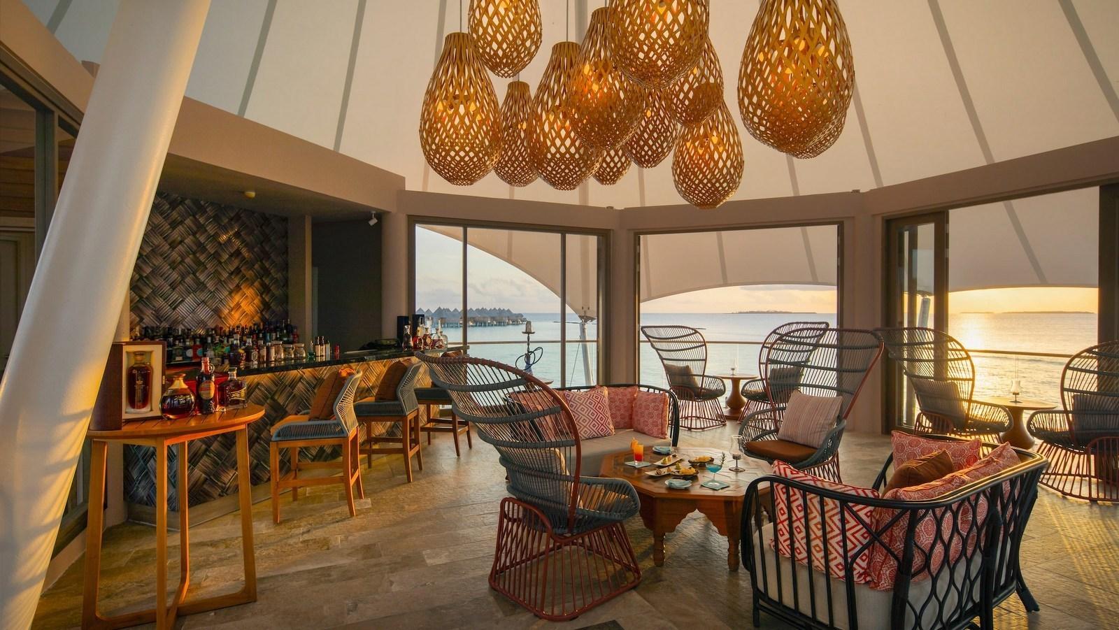 Мальдивы, отель The Nautilus Maldives, ресторан Zeytoun