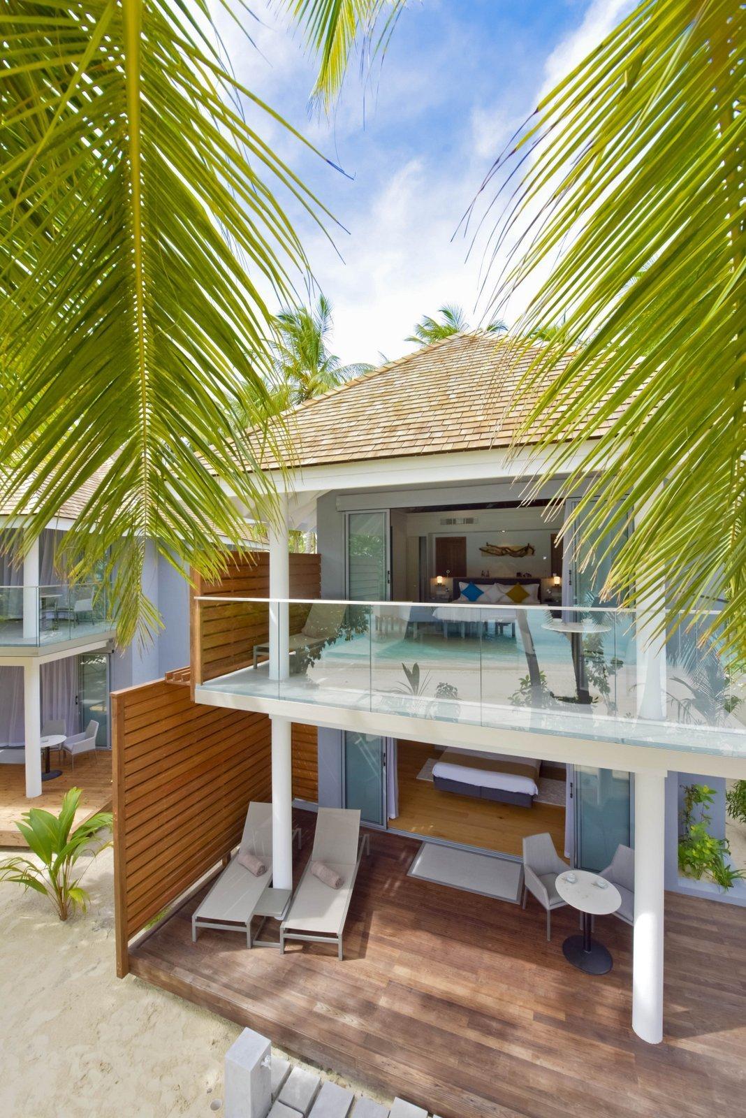 Мальдивы, отель Kuramathi Maldives, номер Two Bed room Beach Houses
