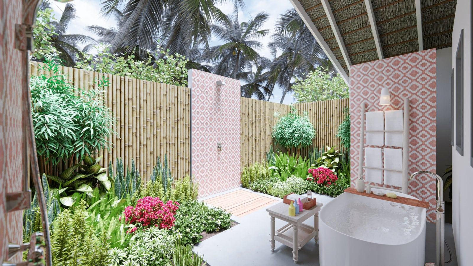 Мальдивы, отель Cora Cora Maldives, номер Beach Villa