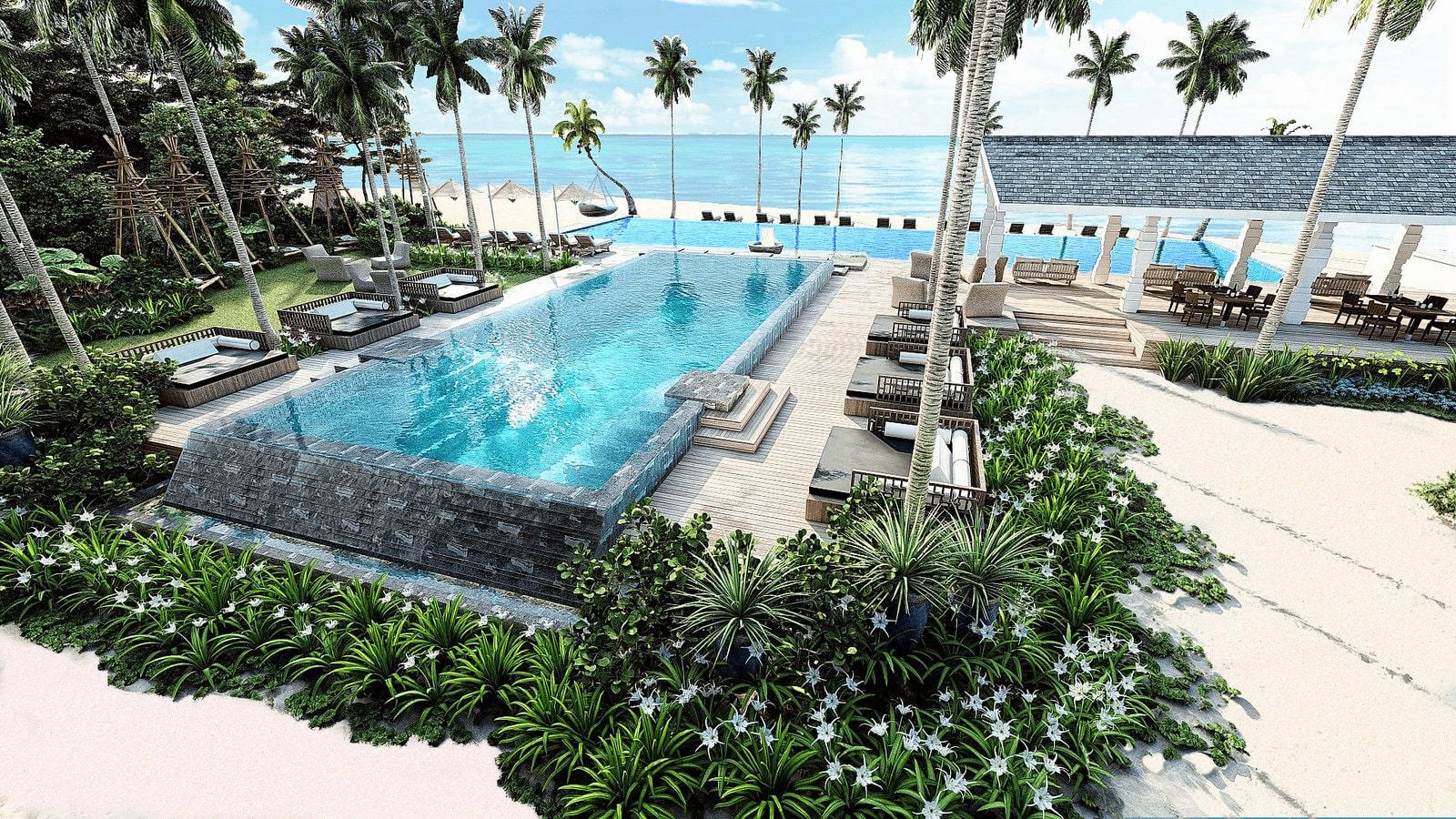 Мальдивы, отель Cora Cora Maldives