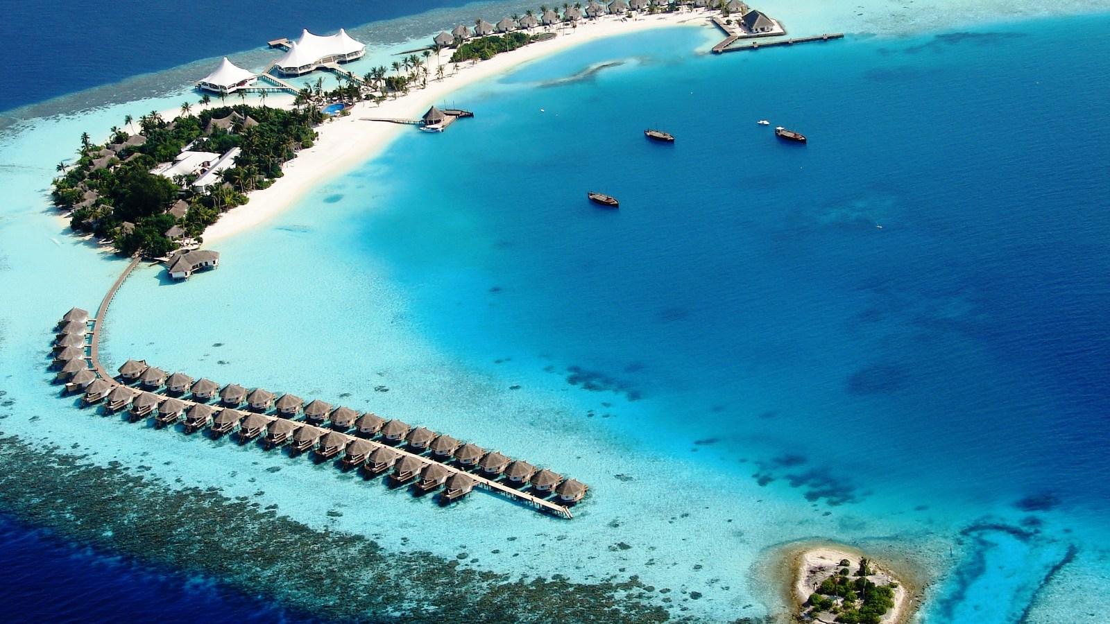 Мальдивы, отель Safari Island Resort & Spa